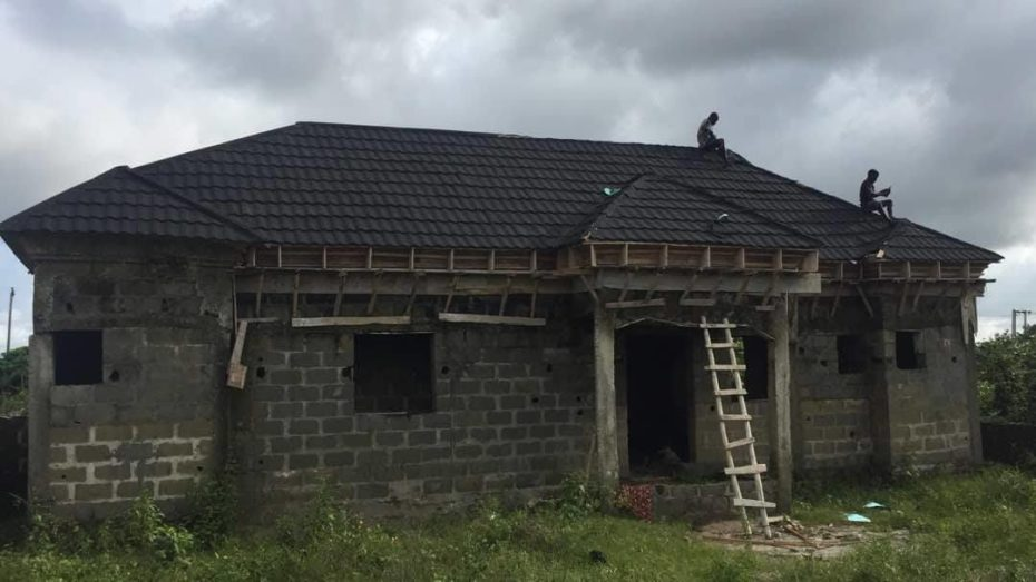Building Project in Ibeju Lekki
